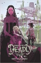 Pretty Deadly Vol. 1: The Shrike - Kelly Sue DeConnick, Emma Rios, Jordie Bellaire